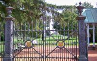 zawiasy regulowane do bram